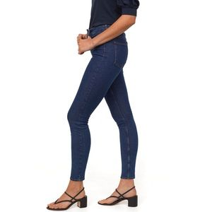 Skinny Blue Jeans (Size 26, NEW with tags)